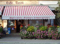 Tips and Trip - Châtel-Saint-Denis - Café Restaurant Le Tivoli