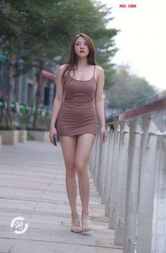 Beautiful Japanese Girl, Beautiful Young Lady, Beautiful Asian Women, Asian Fashion, Girl Fashion, Sexy Outfits, Girl Outfits, Tv Girls, Cute Asian Girls