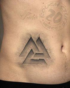 Viking Tattoo Sleeve, Viking Tattoo Symbol, Norse Tattoo, Celtic Tattoos, Sleeve Tattoos, Simbolos Tattoo, Gear Tattoo, Knot Tattoo, Rose Tattoos For Men