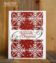 Stampin' UP! cards by Annette Elliott