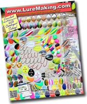 Lure Making Parts and Components Catalogue   Lure Making Supplies ::: LureMaking.com - Canada
