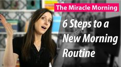 6 Steps to a New Morning Routine from The Miracle Morning by Hal Elrod - BOOK REVIEW This video talks about developing a new morning routine based on the book The Miracle Morning by Hal Elrod: http://ift.tt/2lBx00J I went from complete night owl to getting up at 5:30 am and this book helped me do that! I reveal the 7 things that hold people back: @3:55 #1 The rearview mirror syndrome @4:16 #2 Lack of purpose @4:50 #3 Isolating incidents @5:33 #4 Lack of accountability @6:15 #5 Mediocre…