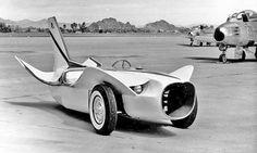 Mystery Manta Ray Car