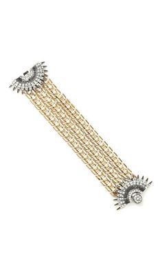 Beacon Bracelet by Lulu Frost for Preorder on Moda Operandi