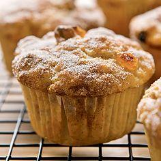 Banana-Walnut Muffins by Rachael Ray