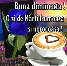 Imagini pentru buna dimineata o zi de marti frumoasa Marti, Good Morning, Food, Motivation, Google, Coffee Quotes, Buen Dia, Bonjour, Essen