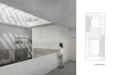 Abschlussarbeit: Leibniz Salon, Manuel Nagel, Bauhaus - Universität Weimar - Campus Masters | BauNetz.de