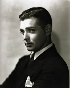 Clark Gable I told my mother when I was five I was going to marry him when I grew up!