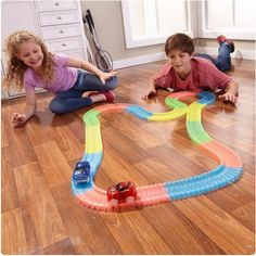 Glowing Race Track Car Toy Set – 20 Best Buy