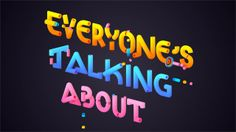 Everyone's Talking About on Vimeo