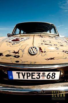 Volkswagen Type 3 Notchback