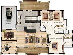 Inglenook Floor Plan