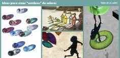 Crear sombras de colores