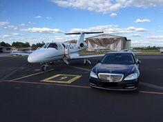 VIP transfer Gdansk - Privet Jet