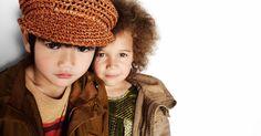 Vestido de Rodar: Precisa comentar? Burberry Childrenswear SS 2012