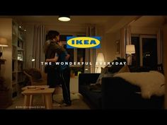 "IKEA - Welcome Home - TV Advert 60"" #WonderfulEveryday - YouTube 