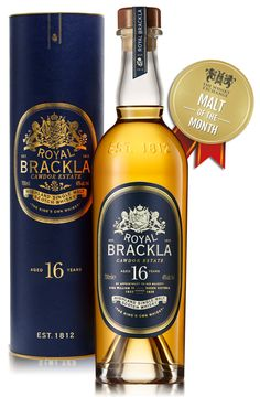 The Whisky Exchange Malt of the Month – Royal Brackla 16 Year Old