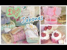 Hacer jabón ♡ Ideas para decorar – DIY soap - YouTube