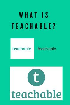 Teachable is an all-in-one platform that helps you create and sell courses online. Teachable handles everything from web hosting to payment processing. We want to give you more time so you can focus on what matters—creating awesome online courses. Create Your School. Select a Plan for Your School.