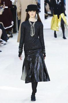 Chanel Ready To Wear Fall Winter 2016 Paris