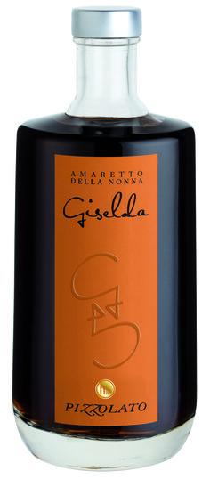 l nuovo #Amaretto #bio : 2 G che si incrociano, un modo di ricordare Gino e Giselda, papà e mamma di Settimo #Pizzolato