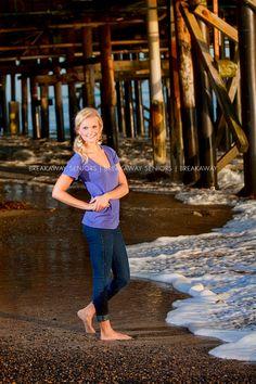 Breakaway Seniors | graduation photography || Orange County, CA | beach | senior portraits | vintage | artistic | beach | pier #breakaway #seniorphotography #graduationportraits #seniorpictures #seniorheadshots #nontraditionalseniorpictures #contemporaryseniorportraits