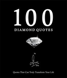 100 Diamond Quotes  In this eBook RVM explains the meaning of 100 highly inspiring quotations penned down by him. He believes these quotes helped him move from a life of Achievement to a life of Fulfillment. This eBook is a true treasure that everyone must possess.