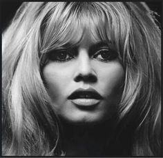 Dedicated to Brigitte Anne-Marie Bardot a French Actress, Model, Singer and Animal Rights Activist. Bardot Bangs, Brigitte Bardot, Bridget Bardot Hair, Jane Birkin, French Actress, Nicole Kidman, Hollywood Glamour, Classic Hollywood, Belle Photo