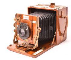 faltbar Kamera Sanderson Kolonial- | eBay