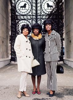 Martha and the Vandellas in London, 1966