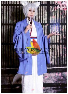 Kamisama Kiss Tomoe Casual Cosplay Costume