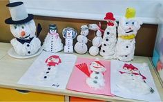 Winter craft and project idea for preschoolers Winter Craft, Project Ideas, Projects, Art Ideas, Homeschool, Holidays, Holiday Decor, Crafts, Home Decor