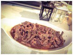 Beef salpicao:)