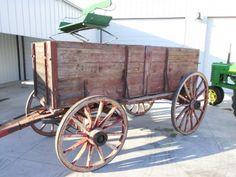 3 Horse Drawn Wagons Wood Wheel Wagons Farm Wagon Ranch Wagon Antique Wagon   eBay