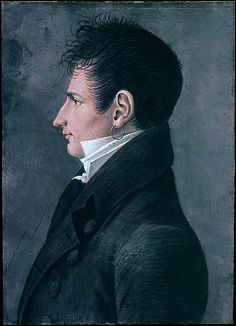 IMHO c.1800-1810. Portrait of a Gentleman in the Griswold Family | Museum of Fine Arts, Boston