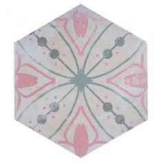 Carrelage hexagonal - HE2408001