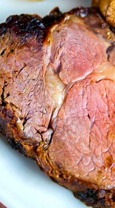 Holiday Prime Rib Cooked in The Big Easy - Steaks - - Prime Ribs - Prime Rib Recipe Oven, Ribs Recipe Oven, Cooking Prime Rib, Best Prime Rib Recipe Ever, Prime Rib Roast Recipe Bone In, Prime Rib Marinade, Rib Recipes, Roast Recipes, Grilling Recipes