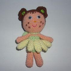 hada del bosque crochet