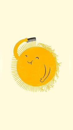 This little dude breaking out his *sun*day bests: | 28 Free Phone Backgrounds That'll Totally Brighten Your Day