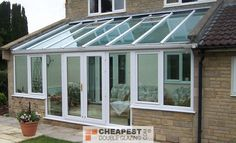Double Glazed Lean To Conservatories