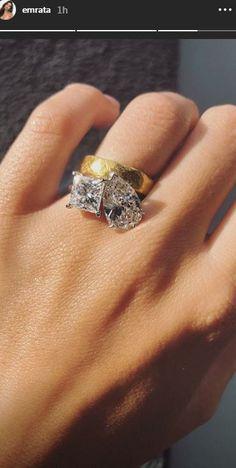 77 Best Celeb Engagement Rings Images On Pinterest In 2018 Diamond