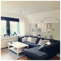Unsere kuschelige Sofaecke#interior#lifestyle…