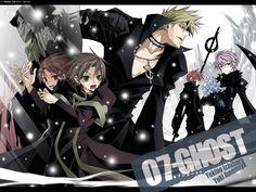 Tags: 07-ghost, Teito Klein, Labrador, Castor (07-ghost), Frau, Mikhail (07-ghost), Ichihara Tetsuno