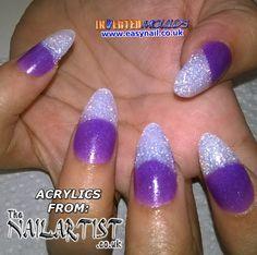 IMs by Jennifer Glass:  Instagram photo by invertednailsystems - http://instagram.com/p/3LtsHBhGAC/  IMs from www.easynail.co.uk   Acrylic powders from www.thenailartist.co.uk   #Invertedmoulds #enuk #ims #nails #nailart #acrylicnails #nailporn #nailgasm #nailstagram #nailartdesign #notd #nailswag #nailsofinstagram #nails2inspire #nailsart #nailartaddict #nailartoohlala #nailartwow #nailartjunkie #nailartheaven #nailartaddicts #nailartist