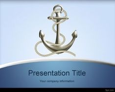 Modelos de diapositivas gratis fondos para diapositivas de power anchorage powerpoint template is a free ppt template for maritime presentations but that you can also use for other presentations on cruises and travel toneelgroepblik Gallery