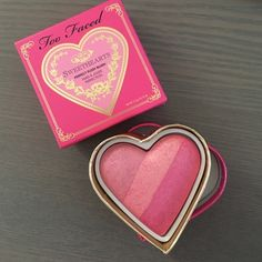 Too Faced Sweethearts Perfect Flush Blush BRAND NEW! Too Faced Sweethearts Perfect Flush Blush in Something About Berry. Too Faced Makeup Blush