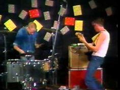 1984 - beastie boys & butthole surfers on the scott & gary tv show