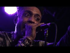 Omar: 'The Man' - recorded live in Paris!