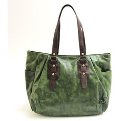 Tote in Green