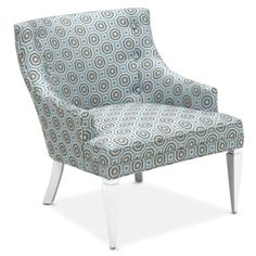 Modern Furniture | Haines Side Chair | Jonathan Adler